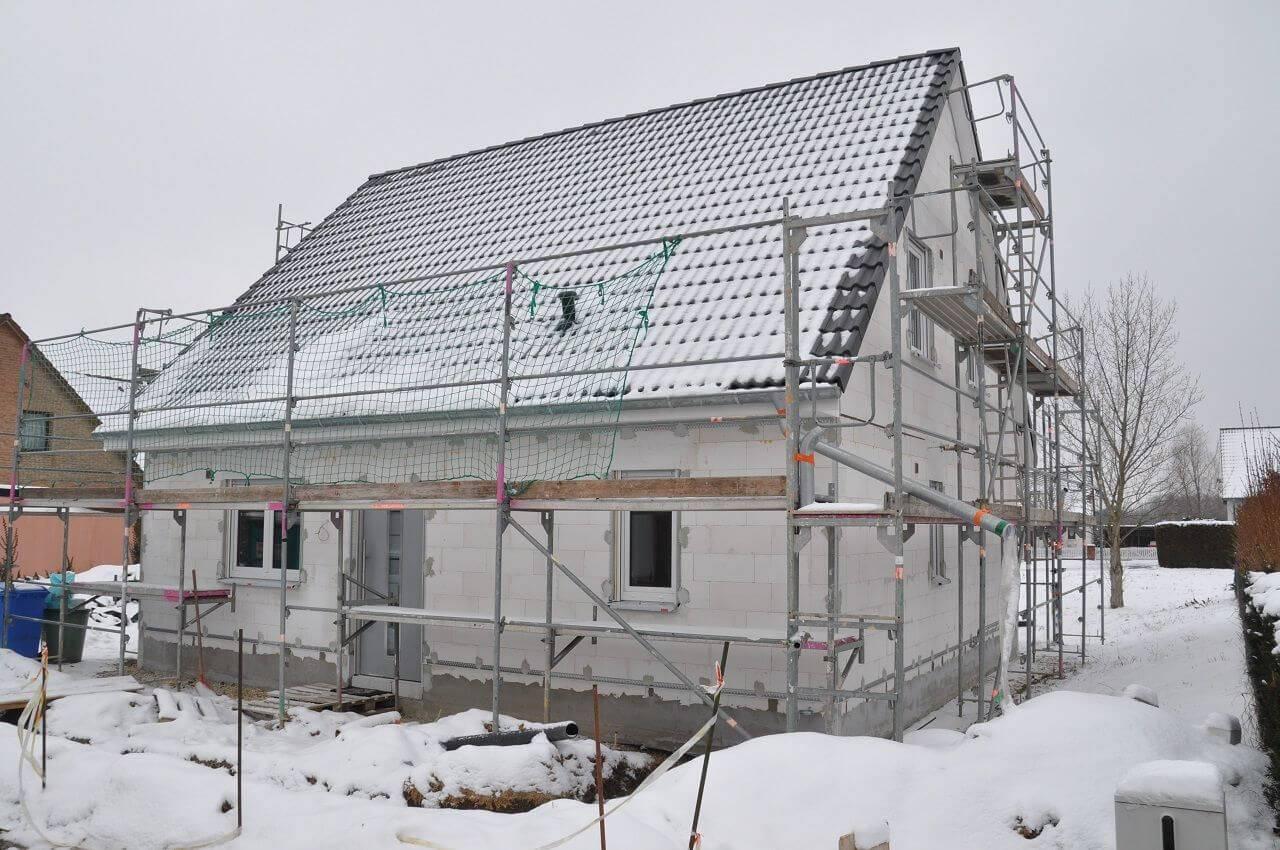 Строить или не строить зимой?