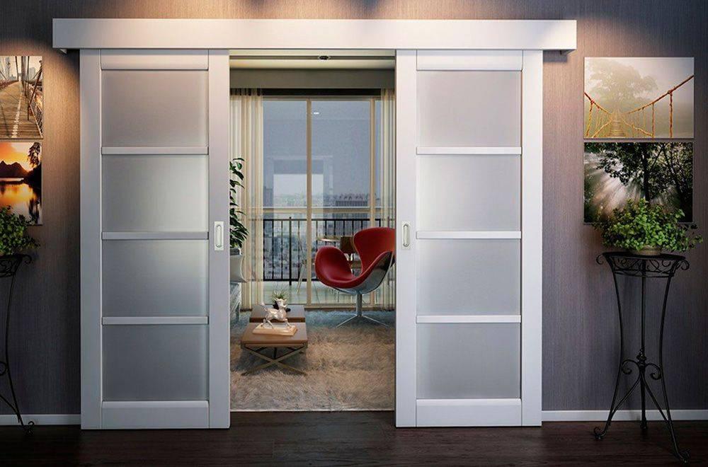 Виды межкомнатных дверей. описание преимуществ и недостатков | все про двери