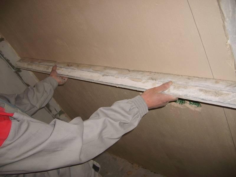 Штукатурка для стен: какая лучше, гипсовая, цементная или известковая