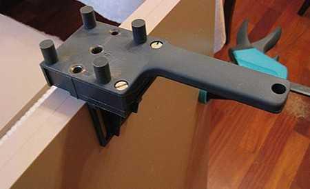 Технология и последовательность соединения деталей шкантами и шурупами в нагель