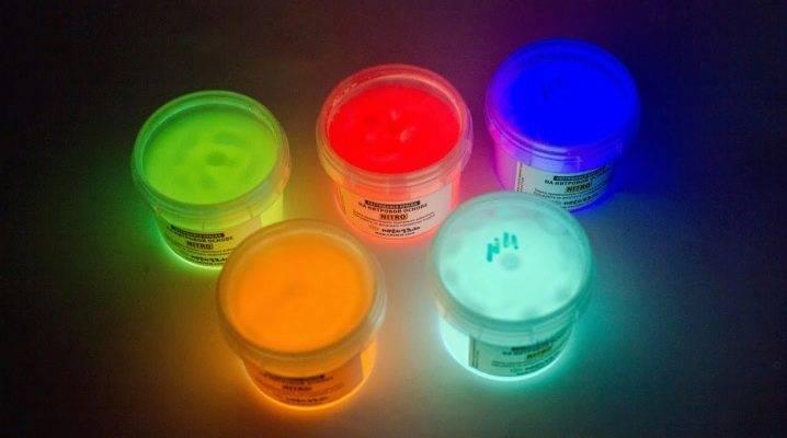 Как сделать светящуюся краску? фосфорная краска без люминофора своими руками, как изготовить светящийся темноте красящий состав в домашних условиях