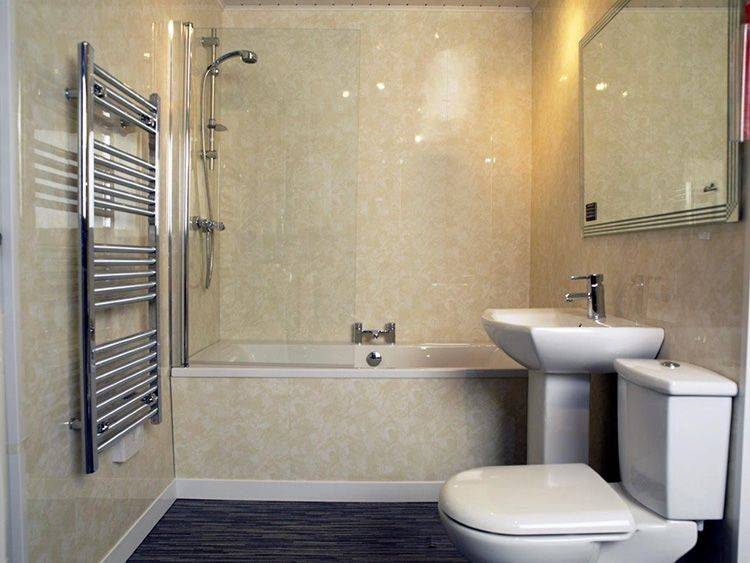 Дизайн ванной комнаты без туалета: современные идеи оформления