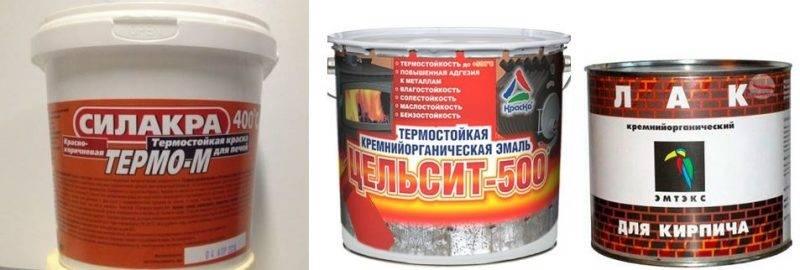 Технические характеристики кремнийорганической эмали ко-174 разных цветов