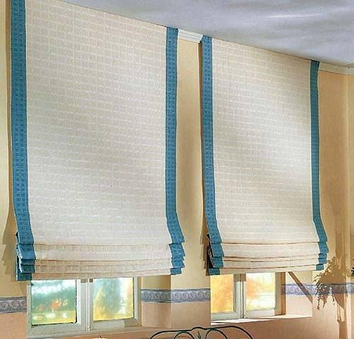 Как установить римские шторы на пластиковые окна - клуб мастеров