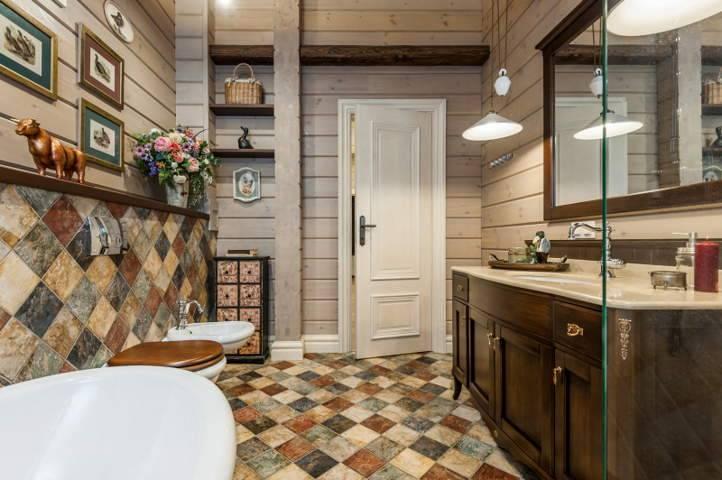Английский стиль в интерьере квартиры, особенности - фото примеров
