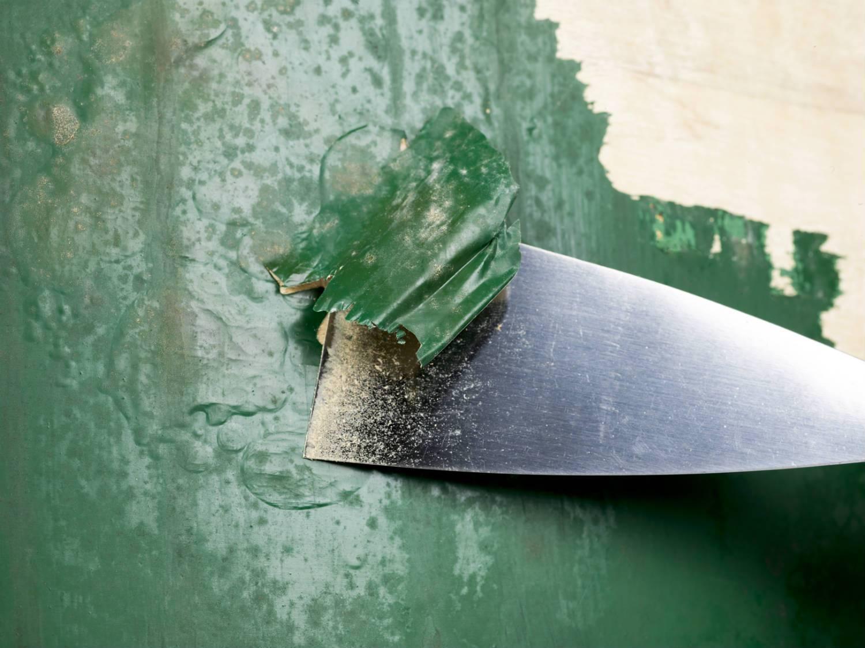 Как и чем снять или удалить старую краску – самые эффективные и проверенные способы удаления лакокрасочного покрытия