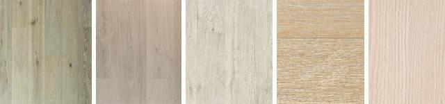 Ламинат белый дуб - сочетания цветов в интерьере, советы дизайнера