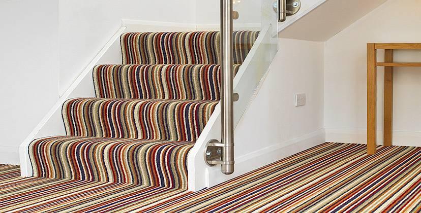 Советы и рекомендации по отделке лестницы ковролином своими руками