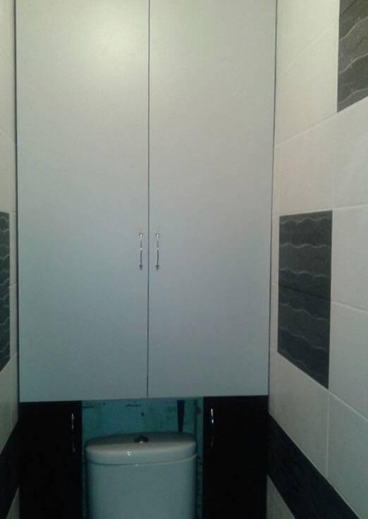 Шкафчик в туалет: варианты моделей шкафов и материалы для них, инструкция по устройству своими руками