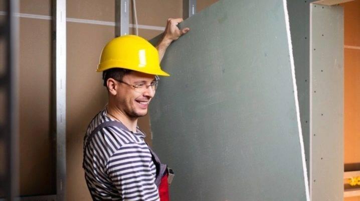 Выравнивание стен гипсокартоном - рассказываю о личном опыте