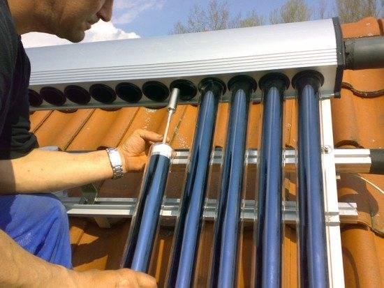 Солнечный коллектор: принцип работы и способы применения. Солнечные коллекторы для дома