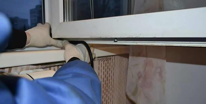 Замена уплотнителя в пластиковых окнах своими руками