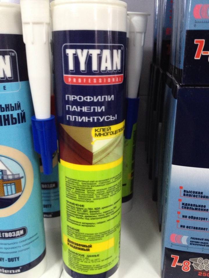 Клей «титан»: характеристики, стоимость, применение в быту