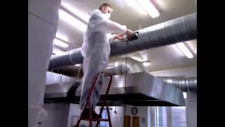 Дезинфекция вентиляции и очистка вентиляции – необходимые процедуры для нормальной работы всей системы