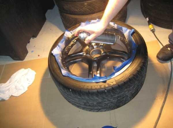 Лада 21099 реэкспорт › бортжурнал › снятие старой краски с дисков. подготовка к лету часть 2