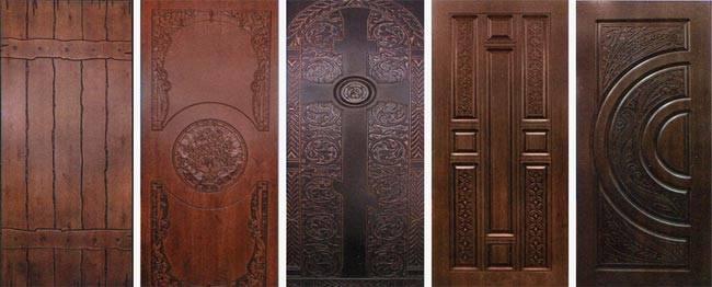 Накладки на двери из мдф: обшивка декоративными панелями, обивка фрезерованными влагостойкими материалами