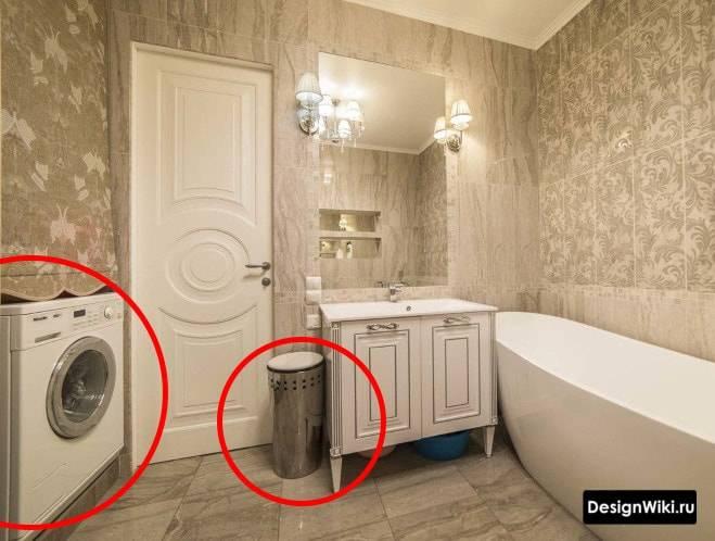 Идеи оформления ванной комнаты в стиле прованс