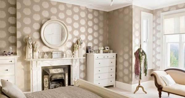 Обои в спальню: как выбрать правильно, исходя из видов и особенностей, в том числе комбинированные, по фэншую, для маленькой комнаты, а также в статье даны фото