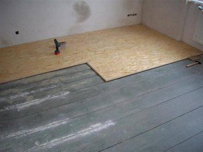 Тёплый пол под ламинат на деревянный пол: особенности, подробный обзор