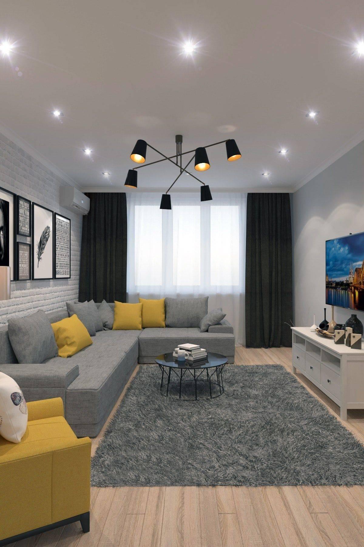 Маленькая гостиная: секреты стильного оформления и оригинальный дизайн для небольших гостиных (165 фото и видео)