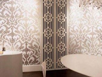 Итальянская мозаика: bisazza и sicis, trend и vitrex, atlas concorde и другая керамическая плитка из италии