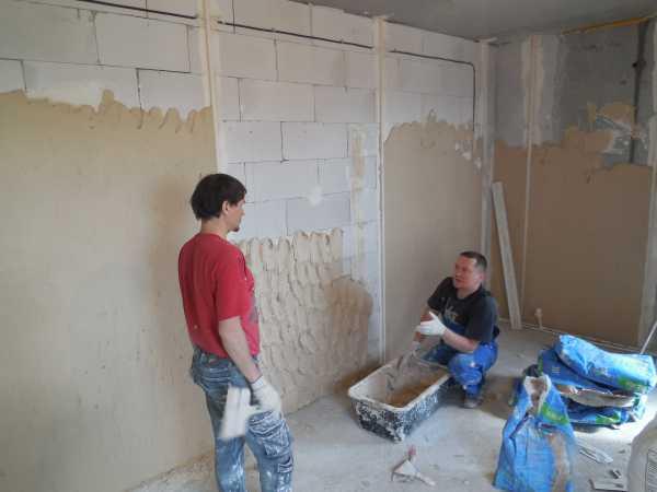 Штукатурка стен своими руками: фото, видео инструкция штукатурка стен своими руками: фото, видео инструкция