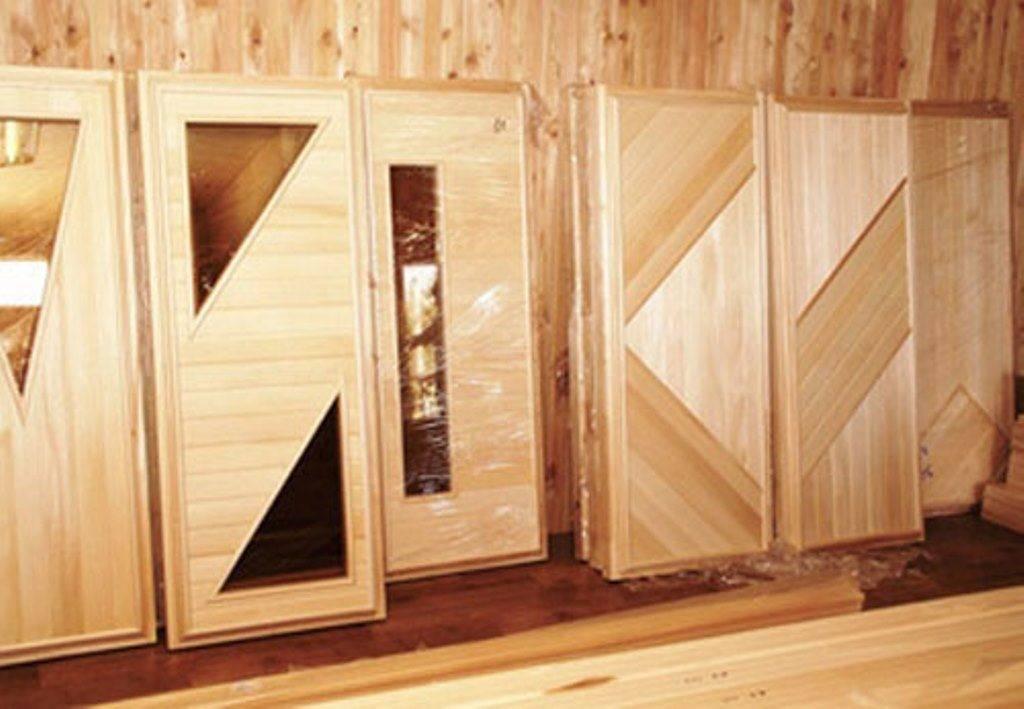 Изготовление дверей своими руками из дерева: используем пошаговое руководство