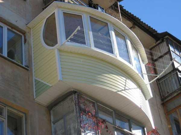 Три способа увеличить площадь балкона с 2 до 4 м²