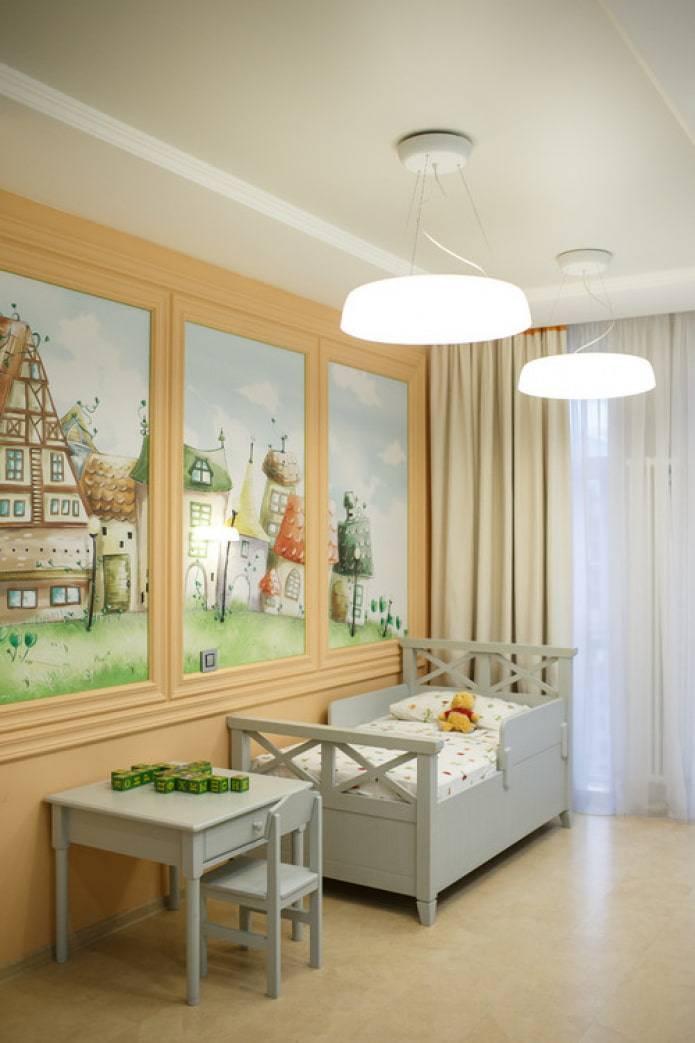 Как с помощью фальш-окна в корне изменить восприятие комнаты: свежие идеи по обновлению интерьера