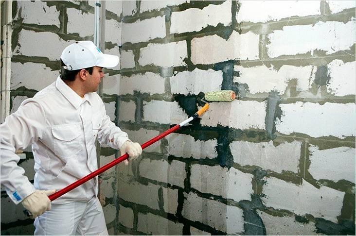 Что такое штукатурка стен под правило, без маяков и армирование
