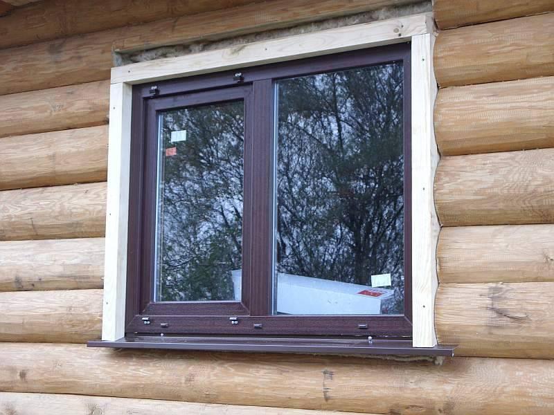 Самостоятельная установка пластикового окна — подробная инструкция