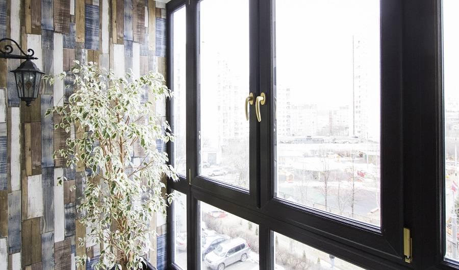 «Французские» окна: что нужно знать опанорамном остеклении