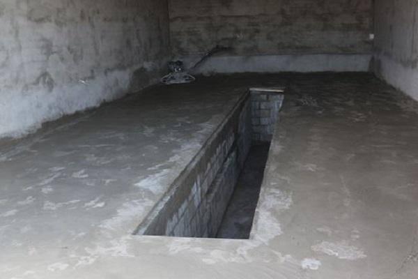 Чтобы бетонный пол не пылил: обеспыливание бетонного пола
