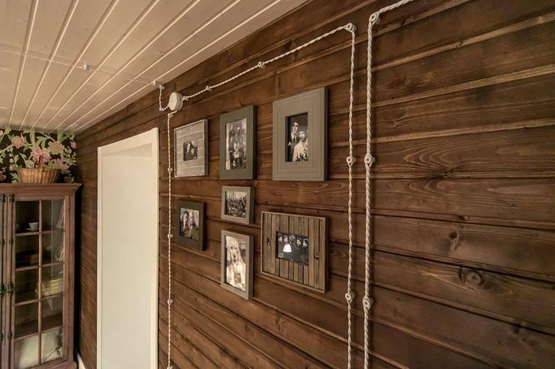 Как обшить дом вагонкой внутри: пошаговая инструкция с фото и видео про интерьер стен из вагонки внутри дома, цена работ | beaver-news.ru