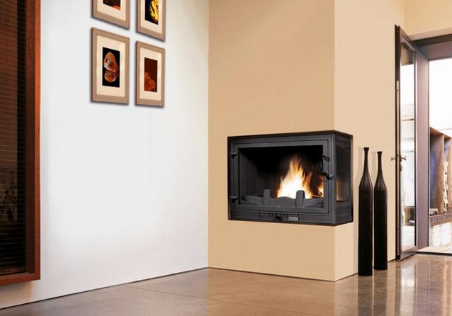 Превращаем камин в полноценный источник тепла для всего дома