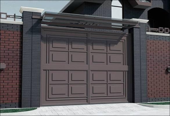 Автоматизация въездных и гаражных ворот: пошаговая инструкция