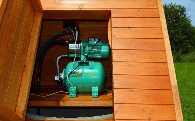 Погружной насос для колодца на даче: как выбрать