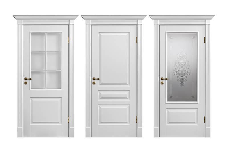 Межкомнатные двери: из какого материала лучше выбрать, из чего их делают и какое покрытие лучшее