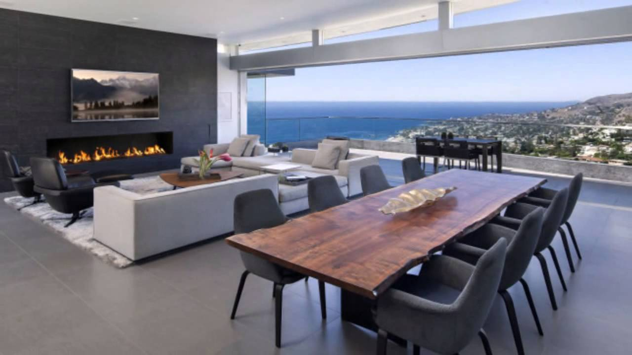 Панорамные окна в квартире: особенности установки и фото готовых решений