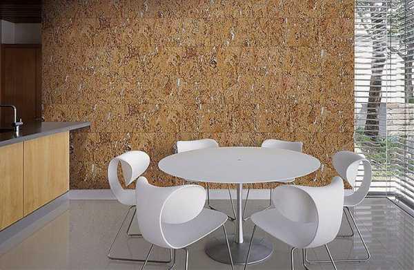 100 лучших идей: пробковое покрытие для стен - обои и панели фото