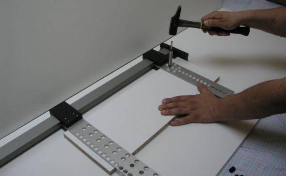 Кондуктор для сверления отверстий: виды, применение, создание своими руками