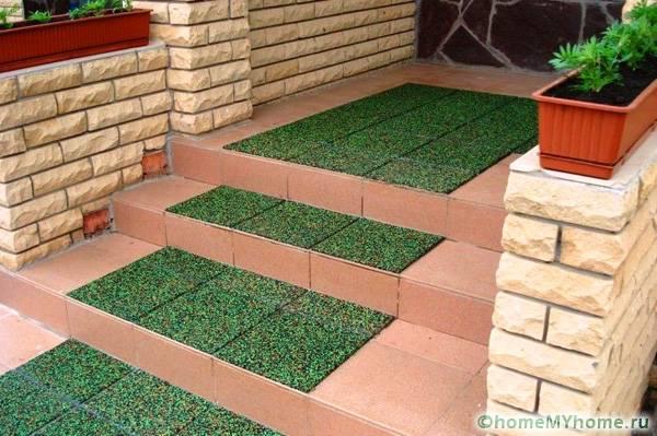 Тротуарная плитка: стандартные размеры и толщина брусчатки для дорожек для пешеходов, высота кирпичика