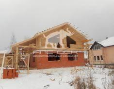 Проекты комбинированных домов из кирпича и бруса: преимущества и недостатки, анализ цены