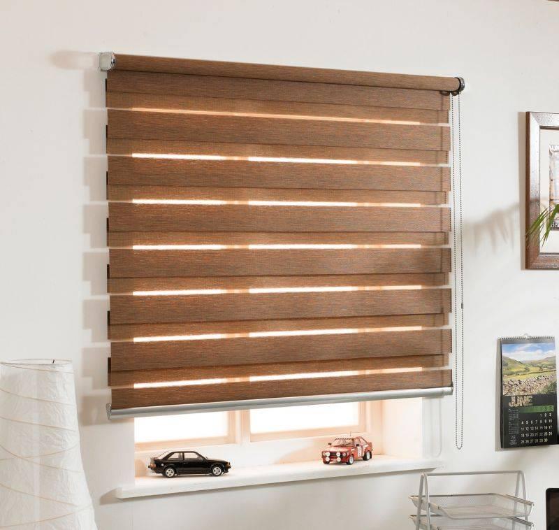 Деревянные жалюзи на окна: идеальный союз практичности и красоты