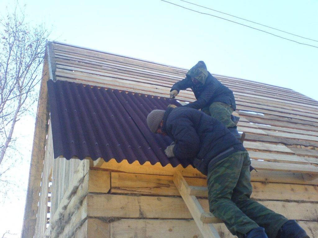 Ондулин: монтаж своими руками. пошаговая инструкция по монтажу ондулина :: syl.ru