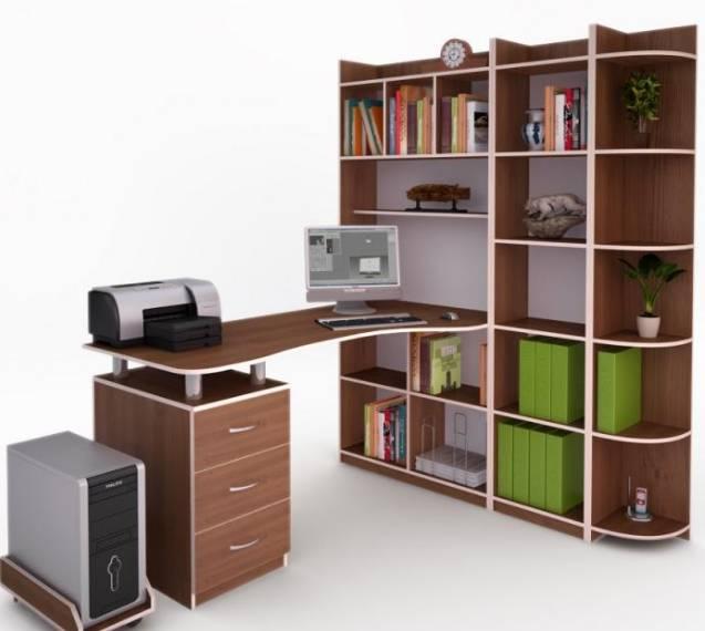 Письменный стол: виды моделей и правила выбора