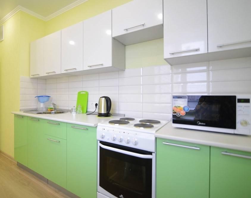 Оливковая кухня: подходящие стили, цветовые сочетания, фото в интерьере