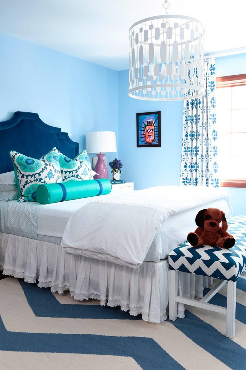 Синяя спальня: топ-100 фото оригинальных идей спальни в синих тонах. эксклюзивный и уютный дизайн спальни в квартире или частном доме