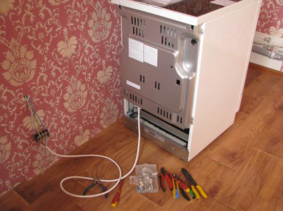 Схема переключателя конфорки электроплиты. подключить электроплиту своими руками: схемы подключения к однофазной, трехфазной сети