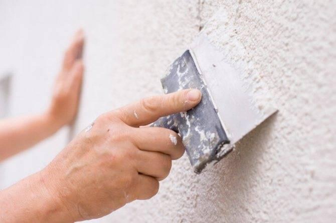 Штукатурка под шубу (31 фото): варианты с эффектом «шубы» для внутренней отделки стен